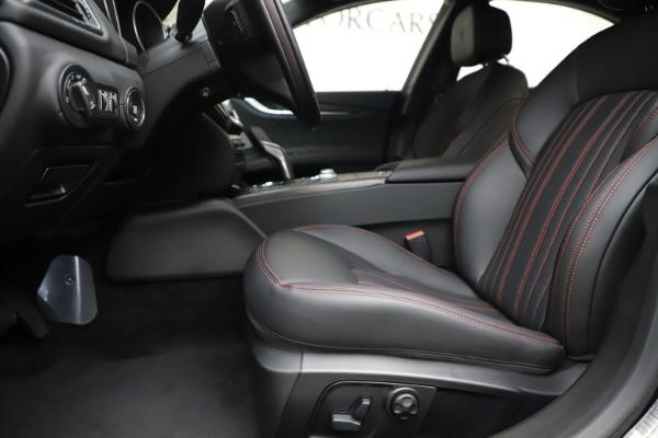 New 2019 Maserati Ghibli S Q4 GranLusso for sale $98,395 at Maserati of Westport in Westport CT 06880 14