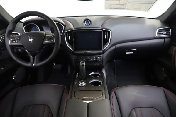 New 2019 Maserati Ghibli S Q4 GranLusso for sale $98,395 at Maserati of Westport in Westport CT 06880 16