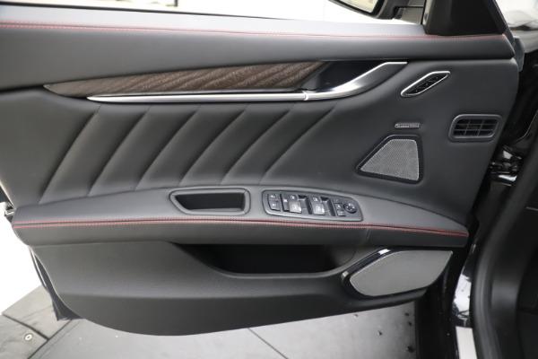 New 2019 Maserati Ghibli S Q4 GranLusso for sale $98,395 at Maserati of Westport in Westport CT 06880 17