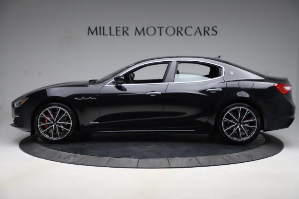 New 2019 Maserati Ghibli S Q4 GranLusso for sale $98,395 at Maserati of Westport in Westport CT 06880 3