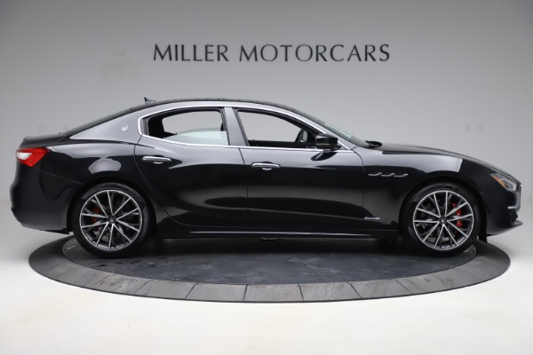 New 2019 Maserati Ghibli S Q4 GranLusso for sale $98,395 at Maserati of Westport in Westport CT 06880 9