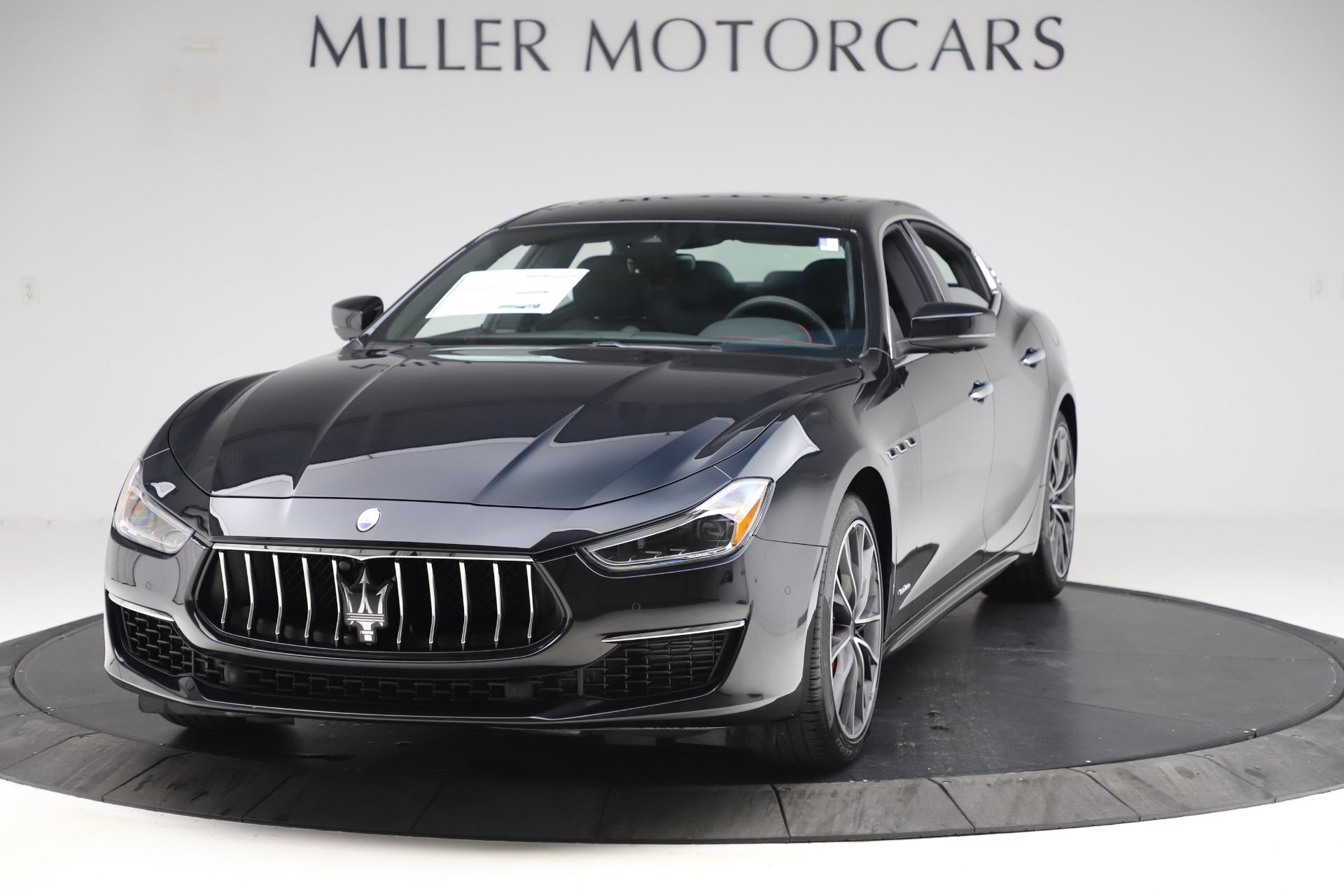 New 2019 Maserati Ghibli S Q4 GranLusso for sale $98,395 at Maserati of Westport in Westport CT 06880 1