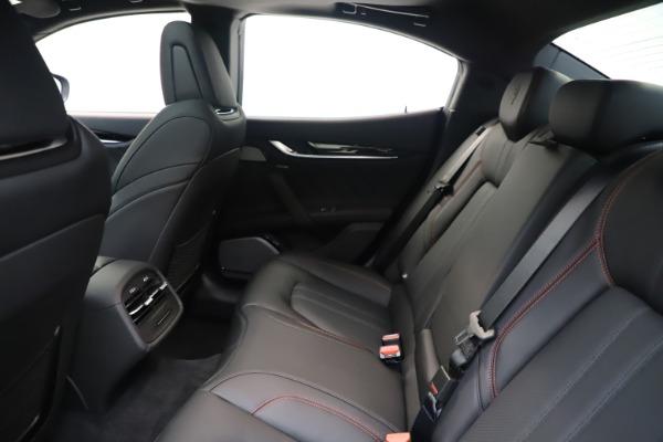 New 2019 Maserati Ghibli S Q4 GranSport for sale Sold at Maserati of Westport in Westport CT 06880 19