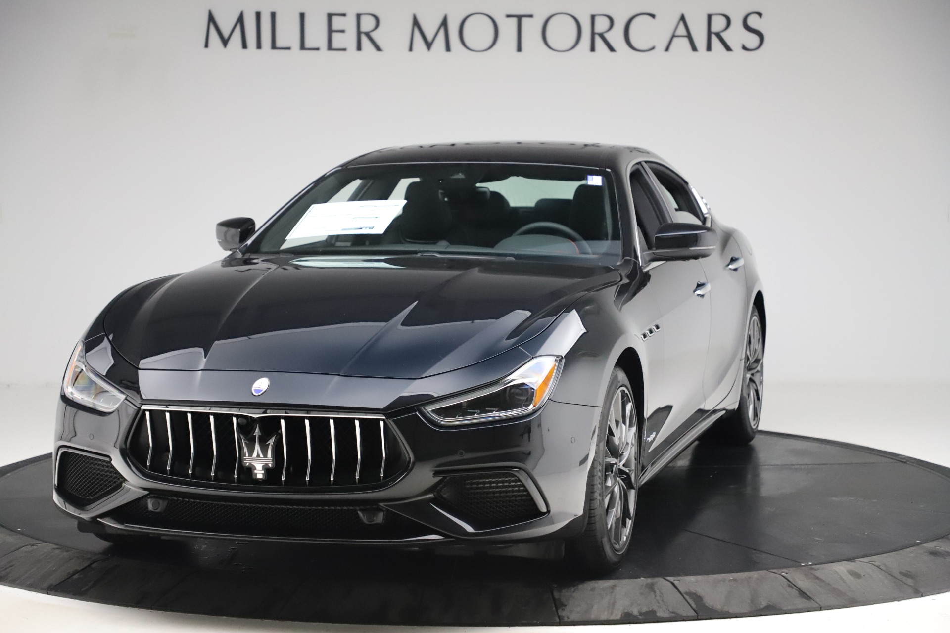 New 2019 Maserati Ghibli S Q4 GranSport for sale Sold at Maserati of Westport in Westport CT 06880 1
