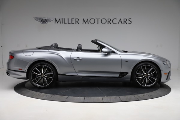 New 2020 Bentley Continental GTC W12 First Edition for sale $309,350 at Maserati of Westport in Westport CT 06880 10