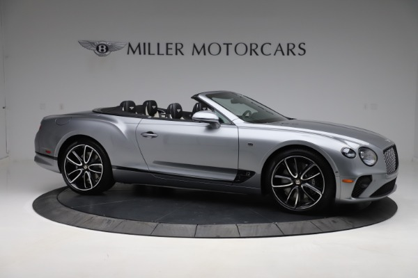 New 2020 Bentley Continental GTC W12 First Edition for sale $309,350 at Maserati of Westport in Westport CT 06880 11