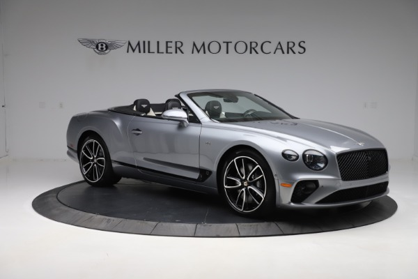 New 2020 Bentley Continental GTC W12 First Edition for sale $309,350 at Maserati of Westport in Westport CT 06880 12