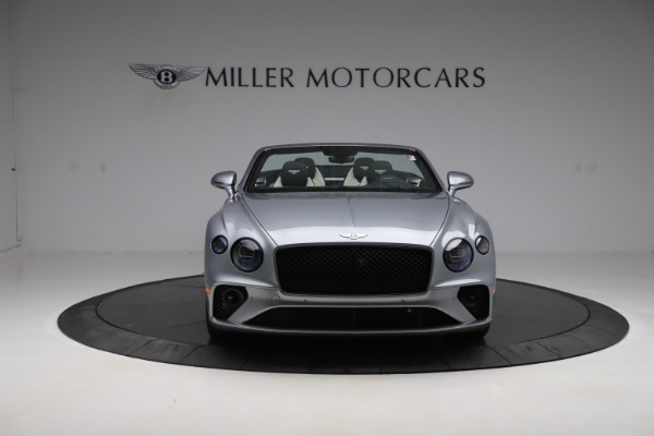 New 2020 Bentley Continental GTC W12 First Edition for sale $309,350 at Maserati of Westport in Westport CT 06880 13