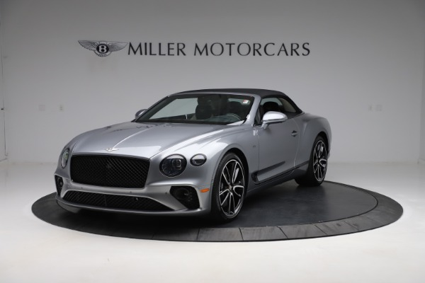 New 2020 Bentley Continental GTC W12 First Edition for sale $309,350 at Maserati of Westport in Westport CT 06880 14