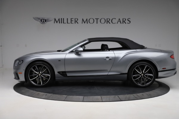 New 2020 Bentley Continental GTC W12 First Edition for sale $309,350 at Maserati of Westport in Westport CT 06880 15