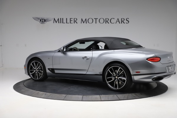 New 2020 Bentley Continental GTC W12 First Edition for sale $309,350 at Maserati of Westport in Westport CT 06880 16