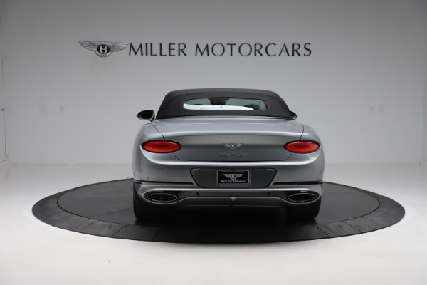 New 2020 Bentley Continental GTC W12 First Edition for sale $309,350 at Maserati of Westport in Westport CT 06880 17