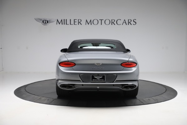 New 2020 Bentley Continental GTC W12 First Edition for sale $309,350 at Maserati of Westport in Westport CT 06880 18