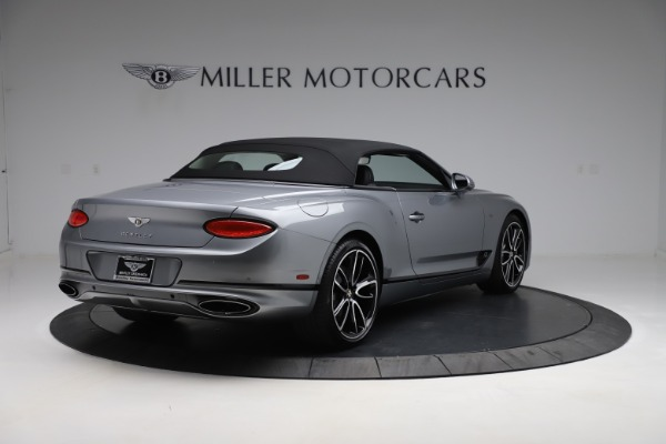 New 2020 Bentley Continental GTC W12 First Edition for sale $309,350 at Maserati of Westport in Westport CT 06880 19