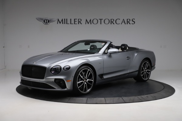 New 2020 Bentley Continental GTC W12 First Edition for sale $309,350 at Maserati of Westport in Westport CT 06880 2