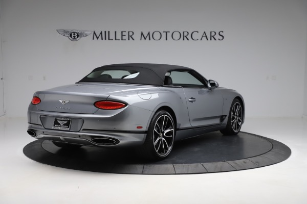 New 2020 Bentley Continental GTC W12 First Edition for sale $309,350 at Maserati of Westport in Westport CT 06880 20