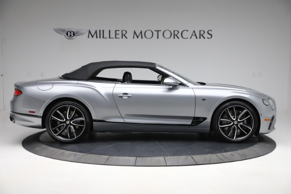 New 2020 Bentley Continental GTC W12 First Edition for sale $309,350 at Maserati of Westport in Westport CT 06880 21