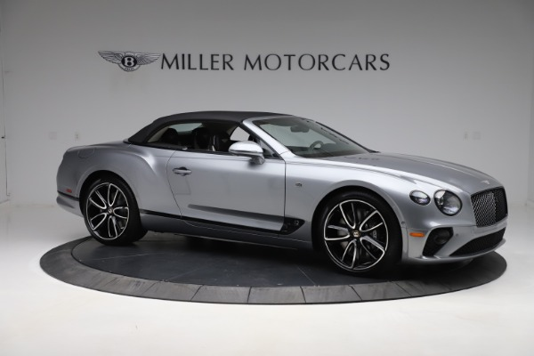 New 2020 Bentley Continental GTC W12 First Edition for sale $309,350 at Maserati of Westport in Westport CT 06880 22