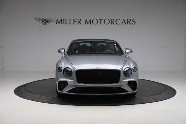 New 2020 Bentley Continental GTC W12 First Edition for sale $309,350 at Maserati of Westport in Westport CT 06880 23