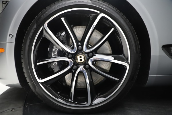 New 2020 Bentley Continental GTC W12 First Edition for sale $309,350 at Maserati of Westport in Westport CT 06880 24