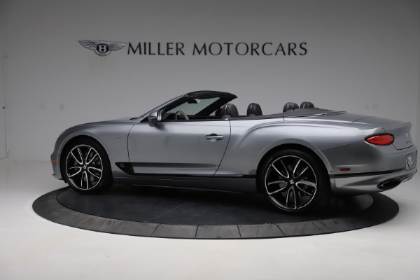 New 2020 Bentley Continental GTC W12 First Edition for sale $309,350 at Maserati of Westport in Westport CT 06880 4