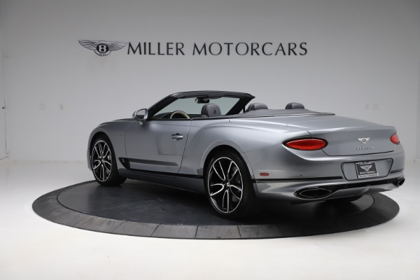 New 2020 Bentley Continental GTC W12 First Edition for sale $309,350 at Maserati of Westport in Westport CT 06880 5