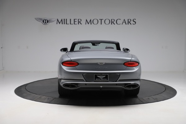 New 2020 Bentley Continental GTC W12 First Edition for sale $309,350 at Maserati of Westport in Westport CT 06880 6