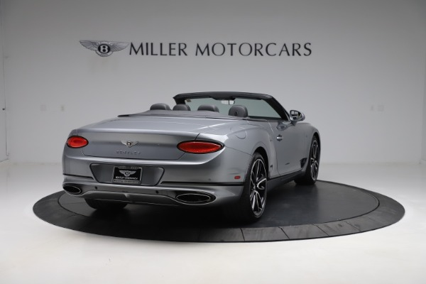 New 2020 Bentley Continental GTC W12 First Edition for sale $309,350 at Maserati of Westport in Westport CT 06880 8