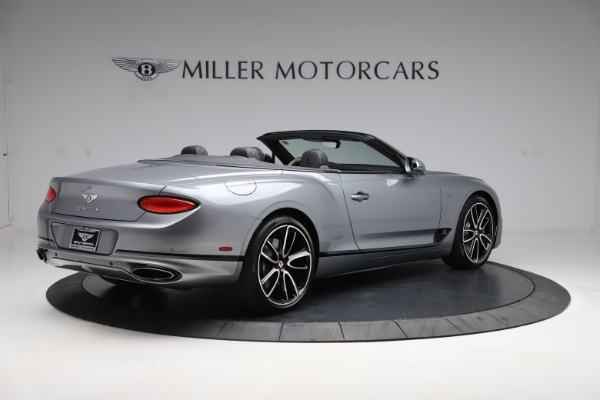 New 2020 Bentley Continental GTC W12 First Edition for sale $309,350 at Maserati of Westport in Westport CT 06880 9