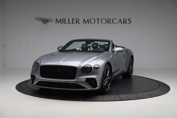 New 2020 Bentley Continental GTC W12 First Edition for sale $309,350 at Maserati of Westport in Westport CT 06880 1