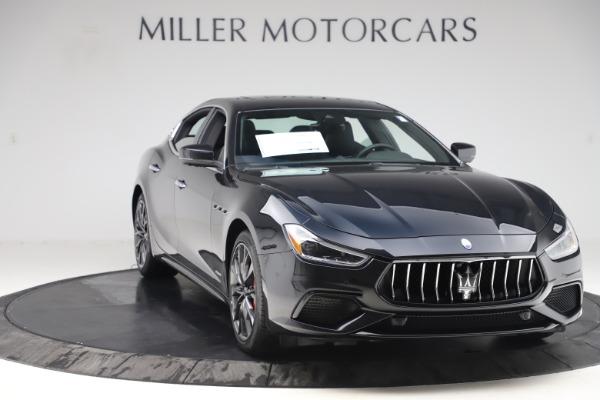 New 2019 Maserati Ghibli S Q4 GranSport for sale Sold at Maserati of Westport in Westport CT 06880 11