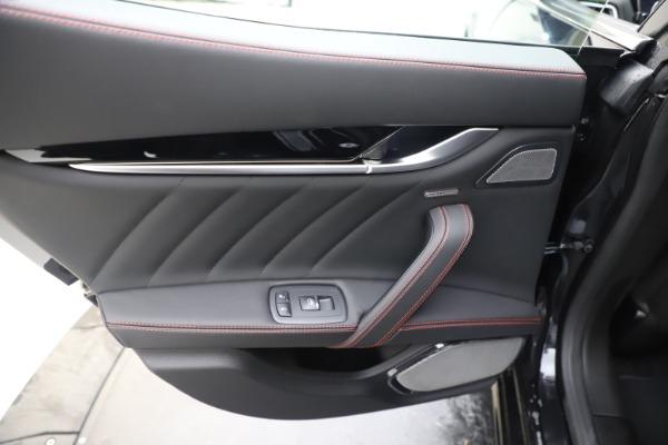 New 2019 Maserati Ghibli S Q4 GranSport for sale Sold at Maserati of Westport in Westport CT 06880 21