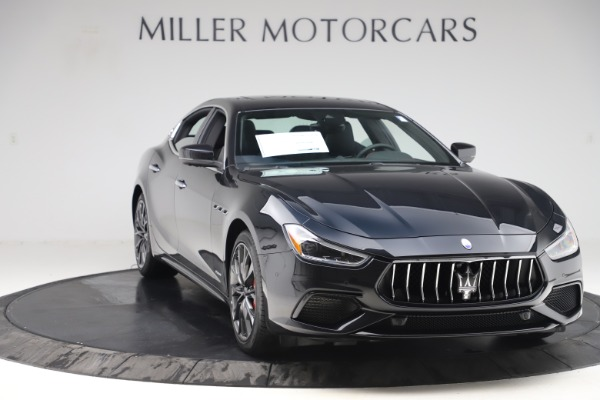 New 2019 Maserati Ghibli S Q4 GranSport for sale Sold at Maserati of Westport in Westport CT 06880 11
