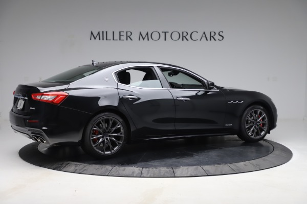 New 2019 Maserati Ghibli S Q4 GranSport for sale Sold at Maserati of Westport in Westport CT 06880 8