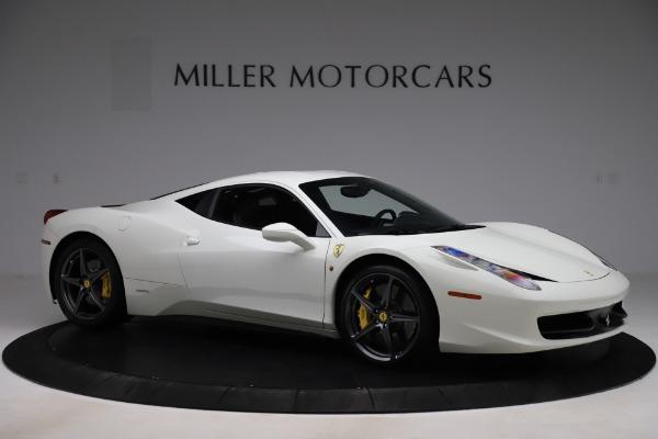 Used 2013 Ferrari 458 Italia for sale $186,900 at Maserati of Westport in Westport CT 06880 10