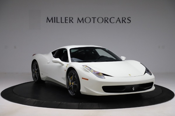 Used 2013 Ferrari 458 Italia for sale $186,900 at Maserati of Westport in Westport CT 06880 11
