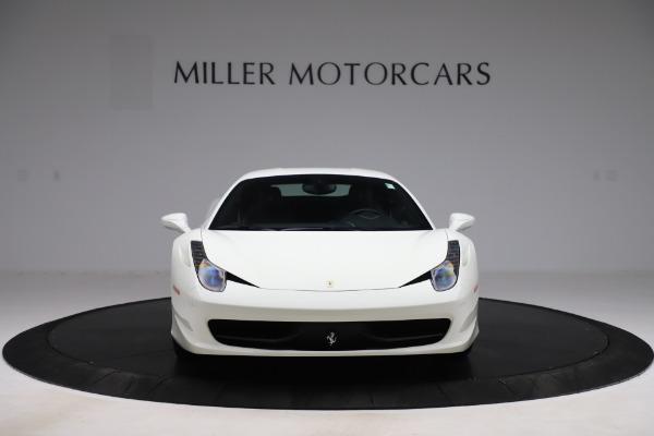 Used 2013 Ferrari 458 Italia for sale $186,900 at Maserati of Westport in Westport CT 06880 12