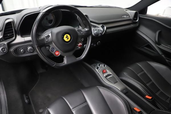 Used 2013 Ferrari 458 Italia for sale $186,900 at Maserati of Westport in Westport CT 06880 13