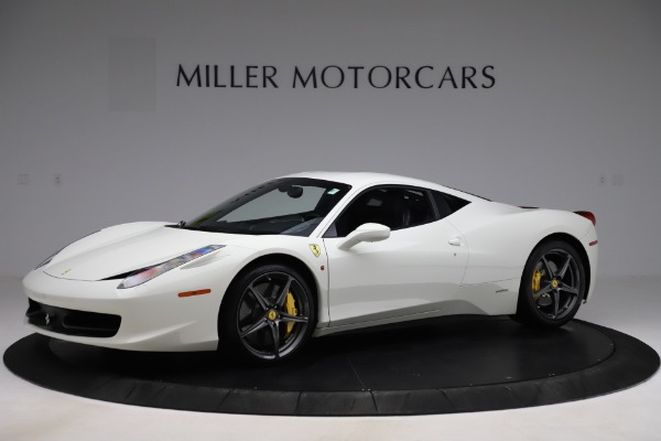 Used 2013 Ferrari 458 Italia for sale $186,900 at Maserati of Westport in Westport CT 06880 2