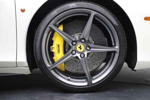 Used 2013 Ferrari 458 Italia for sale $186,900 at Maserati of Westport in Westport CT 06880 23