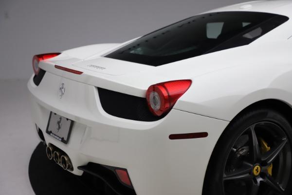 Used 2013 Ferrari 458 Italia for sale $186,900 at Maserati of Westport in Westport CT 06880 26