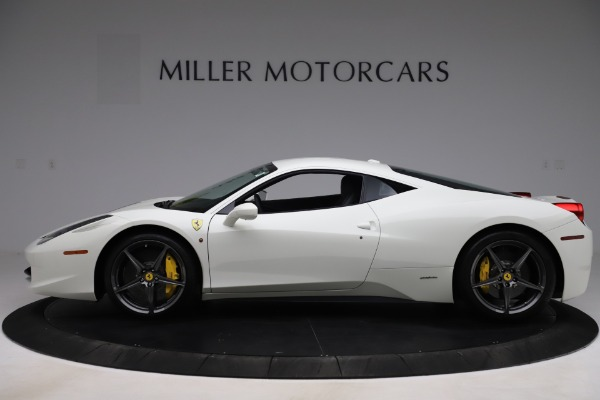 Used 2013 Ferrari 458 Italia for sale $186,900 at Maserati of Westport in Westport CT 06880 3