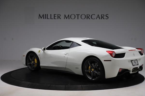 Used 2013 Ferrari 458 Italia for sale $186,900 at Maserati of Westport in Westport CT 06880 4