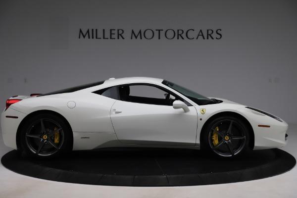 Used 2013 Ferrari 458 Italia for sale $186,900 at Maserati of Westport in Westport CT 06880 9
