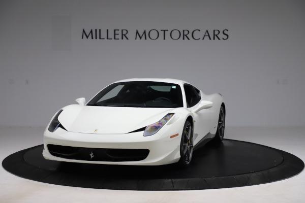 Used 2013 Ferrari 458 Italia for sale $186,900 at Maserati of Westport in Westport CT 06880 1