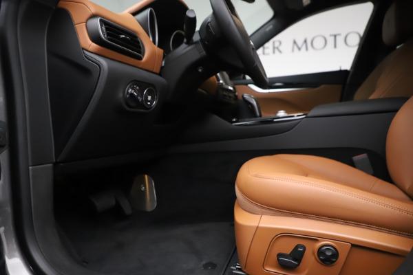 New 2020 Maserati Levante Q4 for sale $79,935 at Maserati of Westport in Westport CT 06880 14