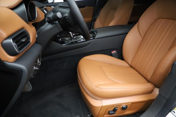 New 2020 Maserati Levante Q4 for sale $79,935 at Maserati of Westport in Westport CT 06880 15