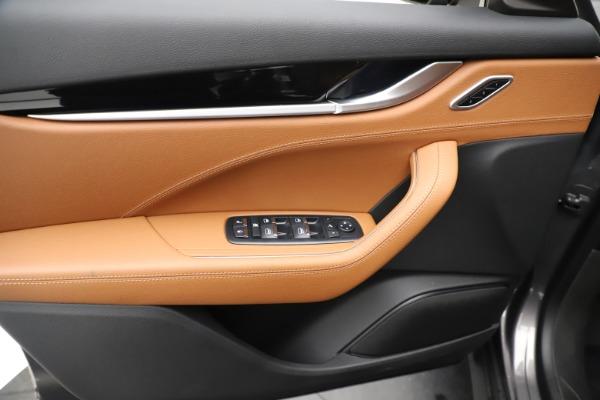 New 2020 Maserati Levante Q4 for sale $79,935 at Maserati of Westport in Westport CT 06880 17