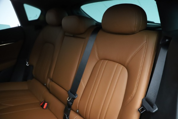 New 2020 Maserati Levante Q4 for sale $79,935 at Maserati of Westport in Westport CT 06880 18