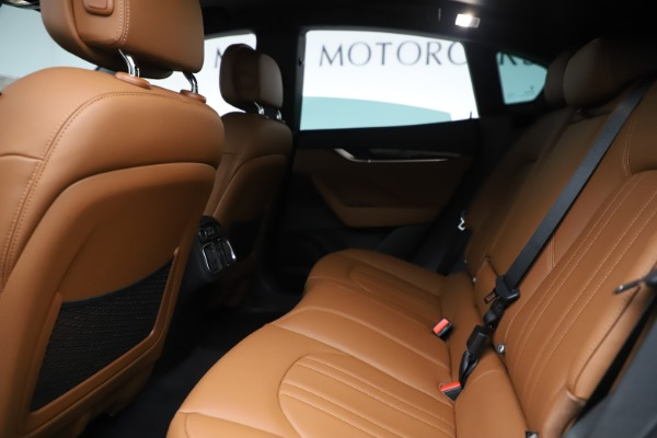 New 2020 Maserati Levante Q4 for sale $79,935 at Maserati of Westport in Westport CT 06880 19